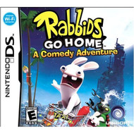 Rabbids Go Home For Nintendo DS DSi 3DS - EE626024