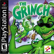 The Grinch For PlayStation 1 PS1 - EE606114