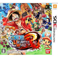 One Piece Unlimited World R Does Not Work On USA 3DS/DSI/X For 3DS - EE733673
