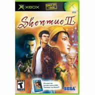 Shenmue II For Xbox Original - EE733674
