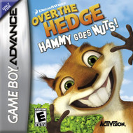 Over The Hedge: Hammy Goes Nuts! For GBA Gameboy Advance  - EE555286