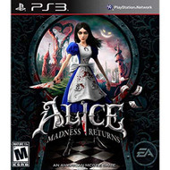 Alice: Madness Returns For PlayStation 3 PS3 - EE733733