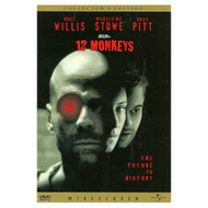 12 Monkeys Edition On DVD With Bruce Willis Drama - EE733751