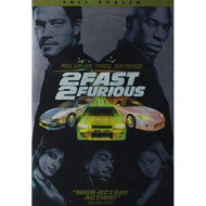 2 Fast 2 Furious Full Screen Edition On DVD With Paul Walker - EE733775