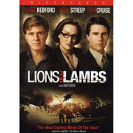 Lions For Lambs Widescreen Edition On DVD With Tom Cruise Drama - EE733795