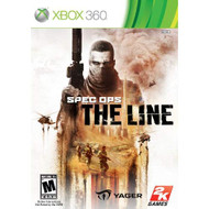 Spec Ops: The Line For Xbox 360 - EE576060
