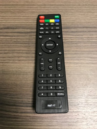 RMT-17 Replacement Remote Black Wireless - EE733870