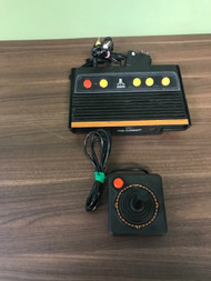 Atari Flashback 6 Classic Game System With 100 Games Console Black - EE733892