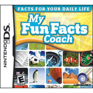 My Fun Facts Coach For Nintendo DS DSi 3DS 2DS - EE733948