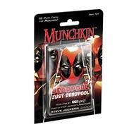 Usaopoly Deadpool Munchkin Card Game TCG - EE733995