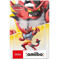 Amiibo Incineroar Super Smash Bros Series Switch For Nintendo Switch - EE734002
