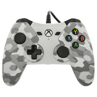 Wired Controller For Xbox One Grey On Gray Camo Multicolor Gamepad - EE734061