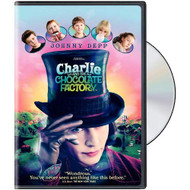 Charlie And The Chocolate Factory Widescreen Edition On DVD With - EE734086