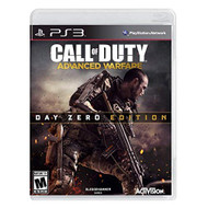 Call Of Duty Advanced Warfare Day Zero Edition PS3 For PlayStation 3 - EE594749