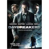 Daybreakers On DVD With Ethan Hawke Horror - EE734261