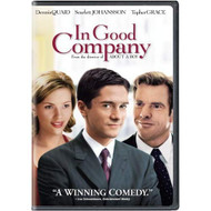 In Good Company Full Screen Edition On DVD With Dennis Quaid Comedy - EE734262