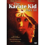 The Karate Kid Part III On DVD - EE734263