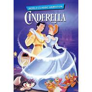 Cinderella On DVD With Ilene Woods - EE734264