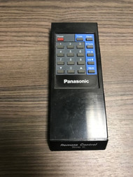 Panasonic Remote Control Model EUR-5087 Black - EE734386