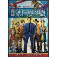 *Night At The Museum:battle Smith Rr On DVD - EE734427