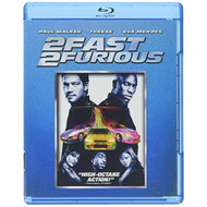 2 Fast 2 Furious Blu-Ray On Blu-Ray With Paul Walker - EE734465