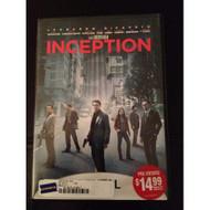 Inception On DVD With Leonardo Dicaprio - EE734644