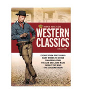 Warner Home Video Western Classics Collection On DVD Westerns - EE734815