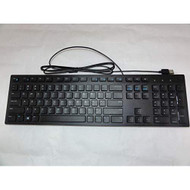 Dell 1293 Wired Keyboard KB216P Black KB216p - EE734827
