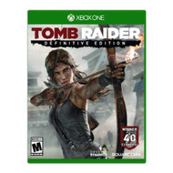 Tomb Raider: Definitive Edition For Xbox One - EE628162