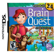 Brain Quest: Grades 3 And 4 For Nintendo DS DSi 3DS Board Games - EE609467