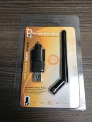PAU06 300MBPS Wireless N USB Adapter - w/High Gain Antenna - EE734976