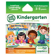 Leapfrog Learning Game: Get Ready For Kindergarten For LeapPad Ultra - EE734985