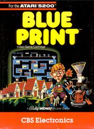 Blueprint For Atari Vintage - EE735006