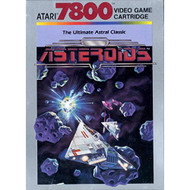 Asteroids For Atari Vintage Shooter - EE735012