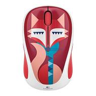 Logitech 910-004442 Wireless Mouse Francesca Fox - EE735287