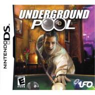 Underground Pool For Nintendo DS DSi 3DS 2DS - EE735300