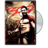 300 Full Screen Edition On DVD With Gerard Butler Anime - EE735311