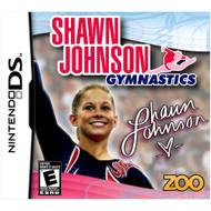 Shawn Johnson Gymnastics For Nintendo DS DSi 3DS 2DS - EE735332