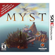 Myst Nintendo For 3DS Arcade - EE735341