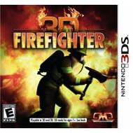 Firefighter 3D Nintendo For 3DS - EE735343
