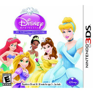 Disney Princess: My Fairytale Adventure Nintendo For 3DS - EE735347