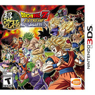 Dragon Ball Z: Extreme Butoden Nintendo For 3DS Fighting - EE735359