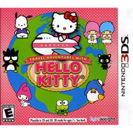 Travel Adventures With Hello Kitty Nintendo For 3DS - EE735360