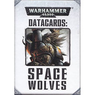 Games Workshop Datacards Space Wolves 2014 Edition TCG - EE735494