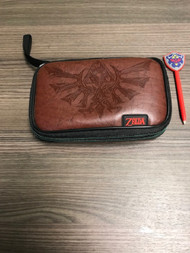 The Legend Of Zelda Nintendo Rds Industries Padded Travel Case With - EE735502