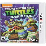 Teenage Mutant Ninja Turtles: Danger Of The Ooze Nintendo For 3DS - EE735556