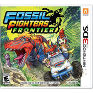 Fossil Fighters Frontier For 3DS - EE735557