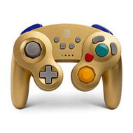 PowerA Wireless Controller For Nintendo Switch GameCube Style: Gold - EE735570