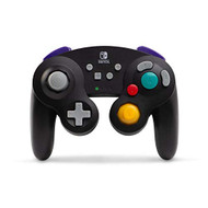 PowerA Wireless GameCube Style Controller For Nintendo Switch Black - EE735574