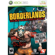 Borderlands Double Game Add-On Pack: The Zombie Island Of Dr Ned / Mad - EE735676